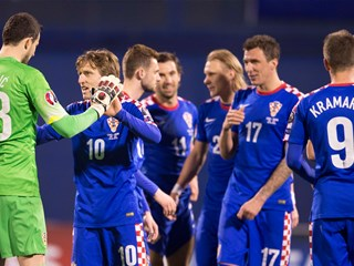 Croatia seeded for World Cup qualifying draw
