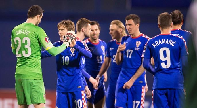 Hrvatska ostala 17. reprezentacija svijeta