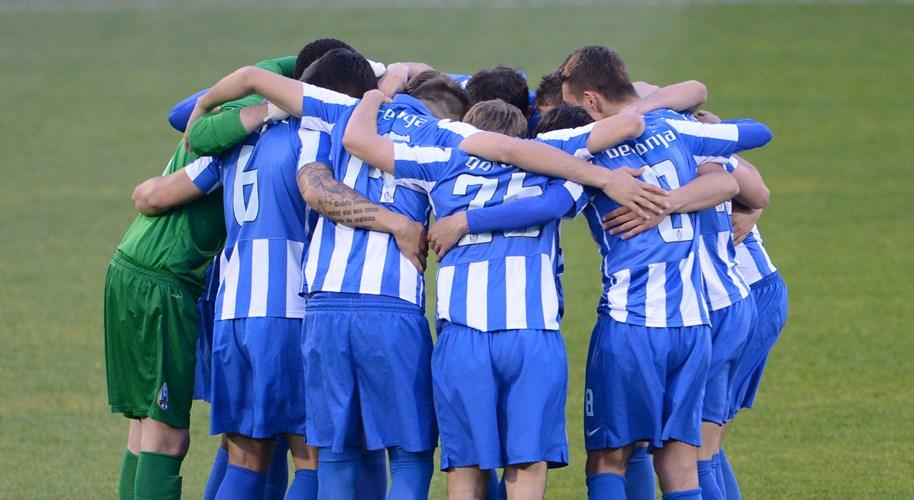 Juniori Lokomotive zaključili europski nastup bez poraza