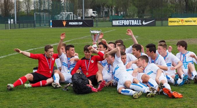 Mladi Riječani pobjednici Nike Premier Cupa