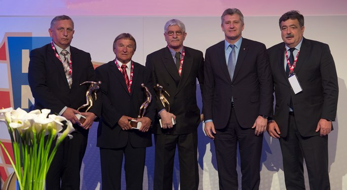 """Trofej podmlatka"" award"