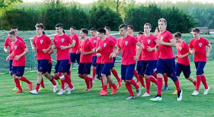 """Hrvatska U-17 spremna za EP: """"Otvoriti turnir što je bolje moguće"""""""