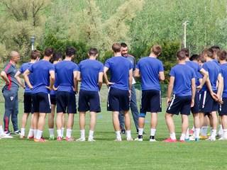 Bašić odabrao momčad za Europsko prvenstvo