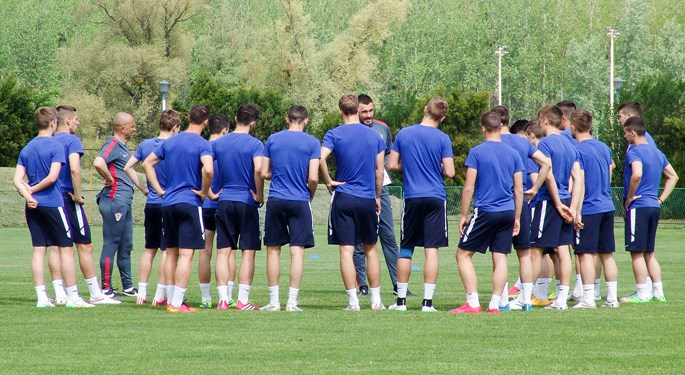 Croatia U-17 squad for European Championships