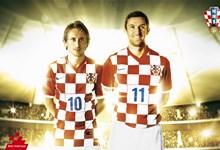 Luka Modrić i Darijo Srna 1920x1200