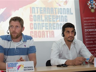 Application process for Goalkeeping Conference Croatia