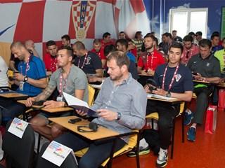 Obavijest polaznicima Nogometne akademije HNS-a