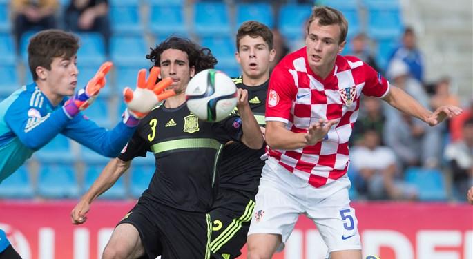 Hrvatska U-17 bez primljenog gola do vrha skupine