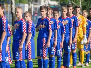 Hrvatska U-14 pobjedom otvorila turnir u Crnoj Gori