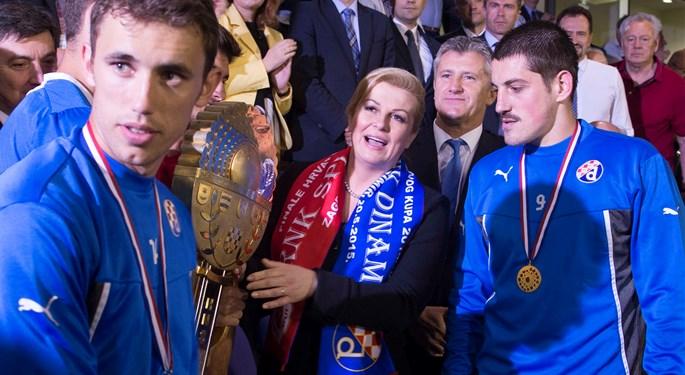 Dinamo na jedanaesterce svladao Split i osvojio Kup