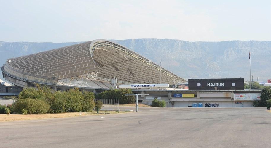 Hajduk smijenio Joana Carrilla
