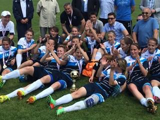Nogometašice Osijeka prvakinje deveti put zaredom