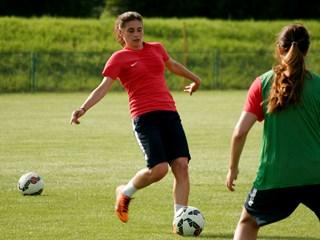 Mali nogometni razgovori: Božidar Miletić i Maja Joščak