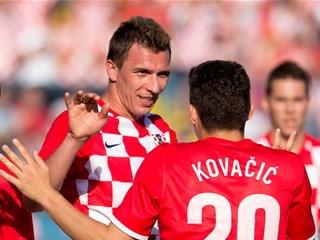 Prvi gol Marija Mandžukića za Juventus