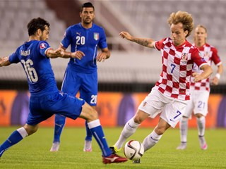 Another draw with Italy, Croatia remains on top