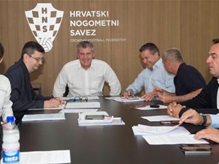Šuker predstavio rezultate Saveza Izvršnom odboru