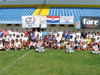 Nogometni kamp nacionalnih manjina u Slavonskom Brodu
