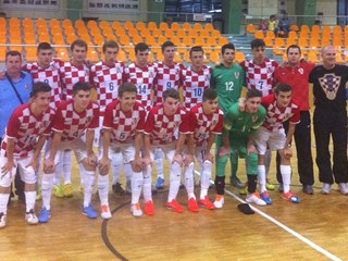Mladi Hrvati po drugi puta svladali Čehe