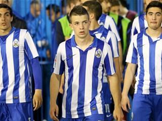 Hajduk i Lokomotiva u drugom pretkolu EL