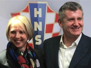 Valentina Koprivnjak prva predsjednica hrvatskog prvoligaša