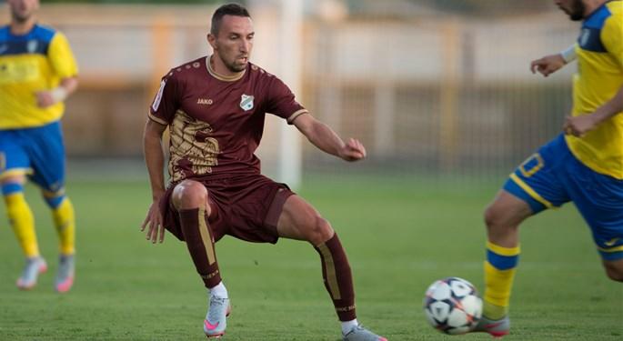 Marin Leovac returns to Rijeka