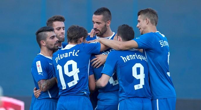 Dinamo Zagreb defends Croatian league crown