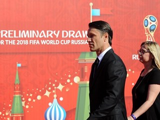 "Kovač: ""Croatia has the right to be the favourite"""