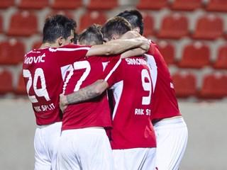 Dinamo, Osijek i Split izborili polufinale