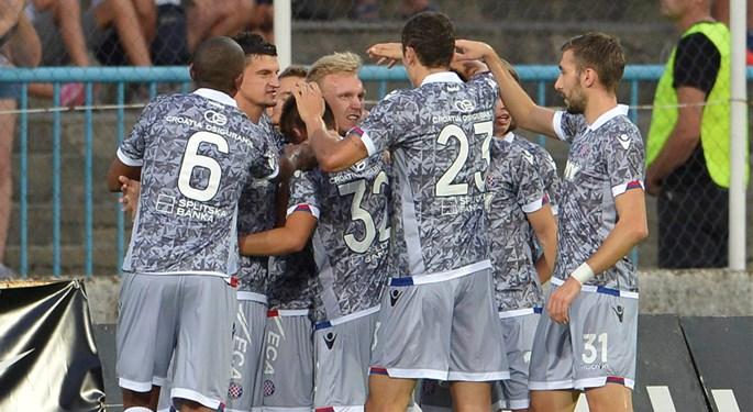Hajduk i Osijek nastavljaju europski put!