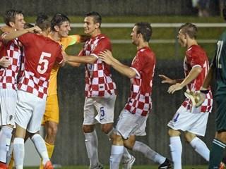 Provjera Hrvatske U-19 protiv Engleza