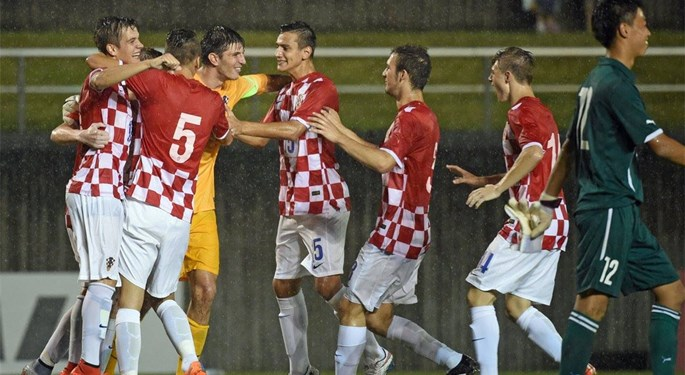 Pobjeda Hrvatske U-19 na jedanaesterce na startu