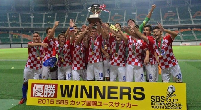 Hrvatska U-19 prva u Japanu, Bitunjac najbolji igrač