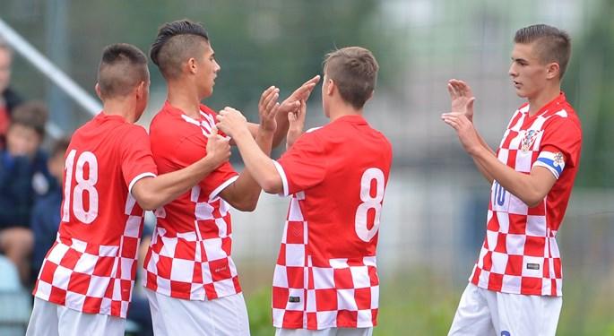 Prijateljske utakmice Hrvatske U-16 sa Slovenijom