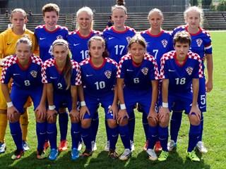 Hrvatska U-17 bez drugog kruga kvalifikacija