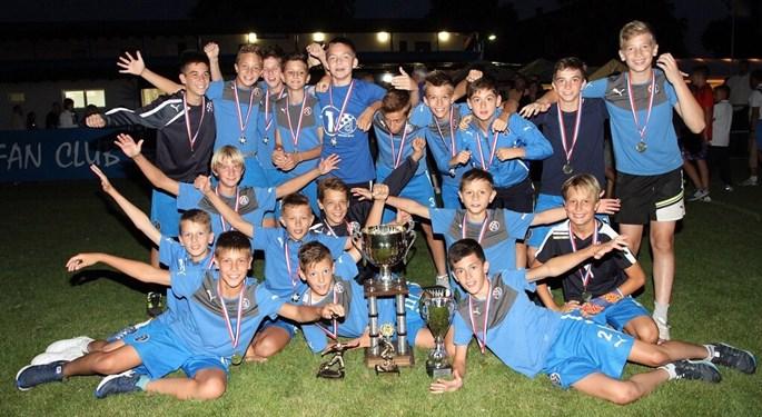 Dinamo osvojio pionirski turnir Međimurec 2015.