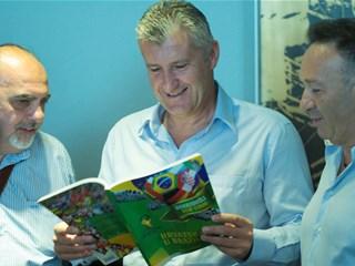 Predstavljena Tomićeva knjiga Hrvatska u Brazilu
