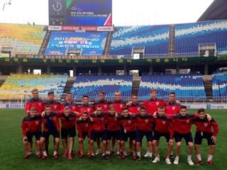 Hrvatska otvorila Suwon kup s Brazilom