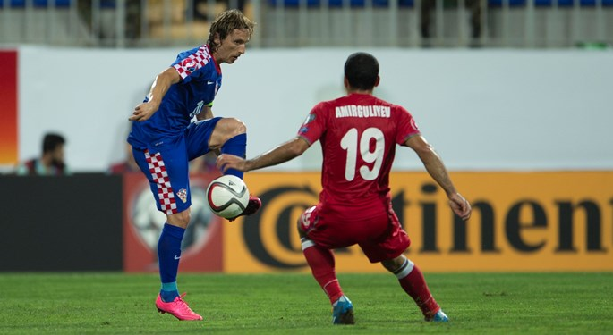 Croatia fails to convert chances in Baku