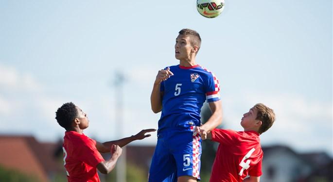Hrvatska U-19 odigrala neriješeno s Engleskom