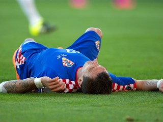 Croatia to finish qualifiers without injured Mandžukić