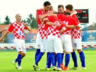 """Croatia U-21 coach Gračan: """"Everything for a positive result"""""""