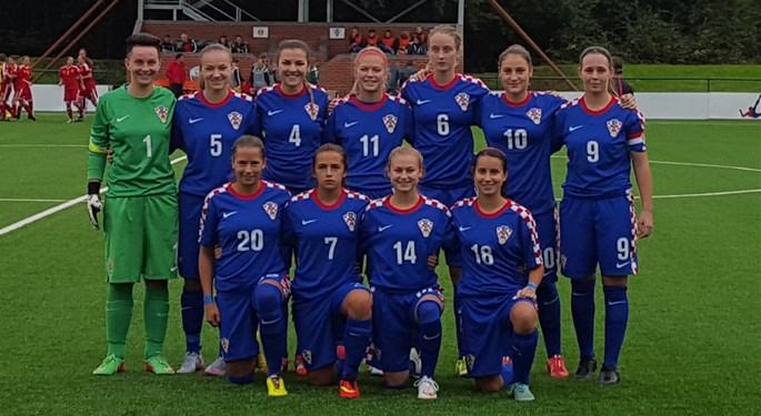 Belgija jača od mladih Hrvatica na početku kvalifikacija