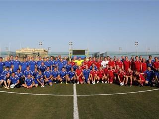 Uefa pomaže djeci izbjeglica s dva milijuna eura