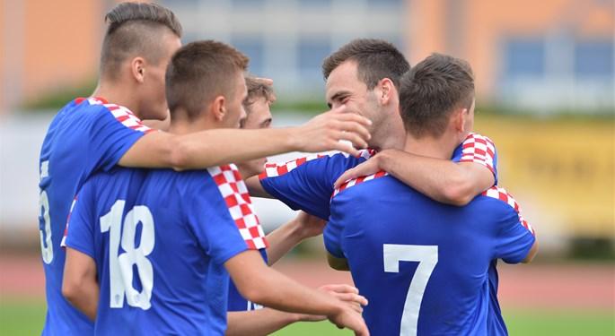 Pobjeda Hrvatske U-19 u prvom kolu u Puli