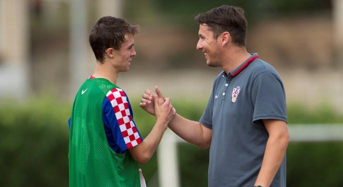 Remi Hrvatske U-19 sa Slovenijom u Umagu
