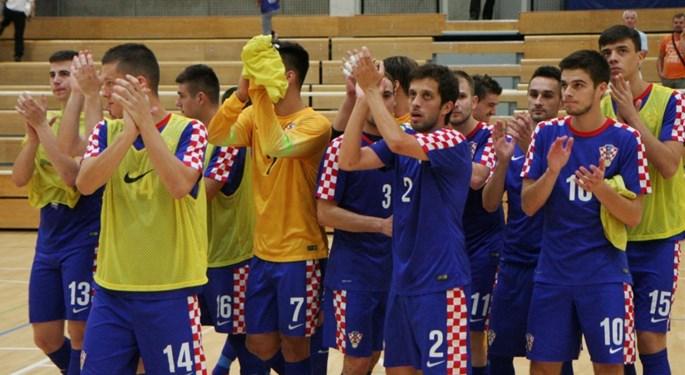 Hrvatska izborila remi s prvakom Europe