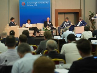 HNS hosts UEFA Workshop in Dubrovnik