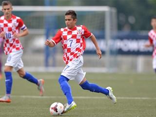 Provjere Hrvatske U-17 protiv Ukrajine