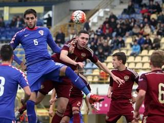 Rusi svladali Hrvatsku U-21 u golijadi