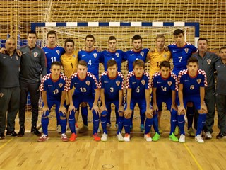 Futsalska U-21 reprezentacija na turniru u Japanu